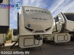 New 2018  Keystone Montana 3790RD by Keystone from Affinity RV in Prescott, AZ